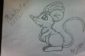Ratatoulle by SonicTHW93