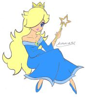 Rosalina Coloring by Mowo64