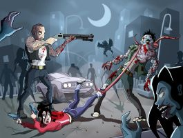 Left 4 Dead by Sodano