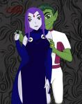 Poll winner: BB and Raven by elleboe