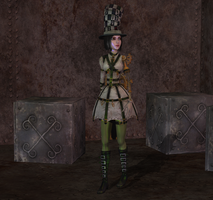 AliceMadhatter 2 by tombraider4ever
