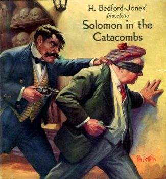 solomon in the catacombs by peterpulp