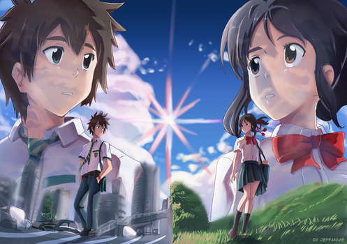 Your name by Jeffanime