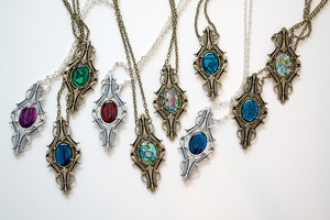 Charybdis Pendants by thedancingemu