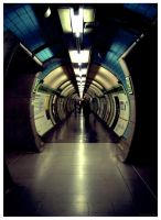 tunnel by shapeofpagetocome