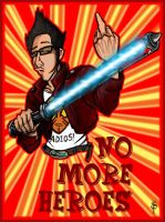 No More Heroes by saintpepsi
