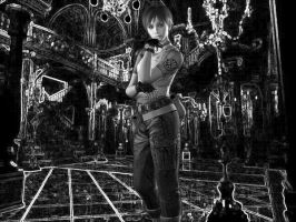 Rebecca Chambers by Wesker-Chick
