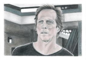William Fichtner - Alex Mahone by shaman-art