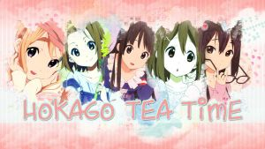 Hokago Tea Time! by KeiiiN