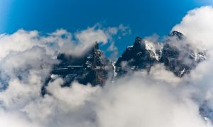 Dents du Midi by BWozniakPhotography