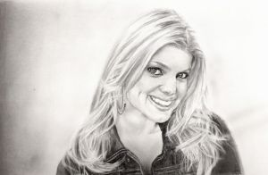 jessica Simpson Finished by alohaman636