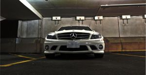 Mercedes C63 AMG by ryn004