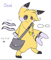 Cloud the Kingdomchu ref by XxxJayMuffinxxX