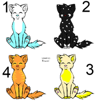Adoptables3- OPEN by AngelStar100