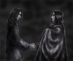 The handshake by HumeurNoire