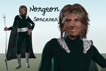 Norgeon Character Image by BarbaraTeebrook