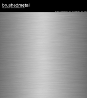 Brushed Metal by BlakliteGraphics