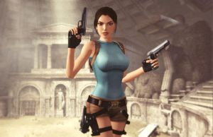 Lara_Croft_Coloseum by ivedada