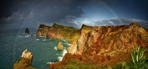 PontaDoRosto before the storm by yv