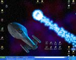 My Desktop at the Moment by Azildin