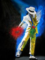 Smooth Criminal COLORIZED! by TheEmperrialFlowers
