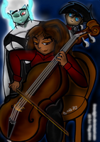 Cello and Me by Brandyjin
