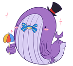 Romantic Wailord by silver-phoenix103
