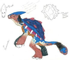 DT-Turtle Beast by Madsters