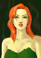 Poison Ivy by morlockhater