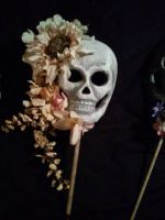 Skull Mask 2 by LadyKenora
