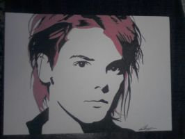 Gerard Way by katharos00