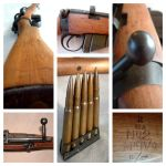 Wooden Rifle by AdamsWife
