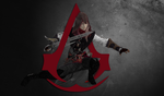 Lightning Assassin - AC Insigna by fleeting-flash