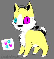 -edit- free Kitty Adoptable TAKEN by Sliced-Penguin