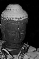 Cold Buddha by Art-ography