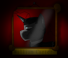 William Carter pony by Ashlynnii