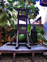 INQUISITION GUILLOTINE by CorazondeDios