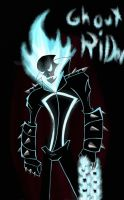 Ghost rider (danny ketch) by EPICamiture2099