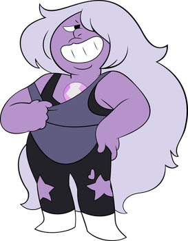 Amethyst by Peachspices