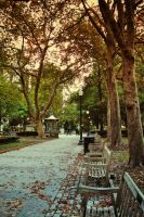Walk in the park by boldsoul