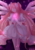 MadoMagi - Goddess Madoka by ReeVee-tan