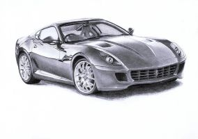 Ferrari 599 by PunkyMeadows