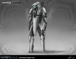 warframe concept art - warlock by nobody00000000