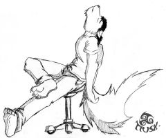 pen tests -alone- by trisk-7