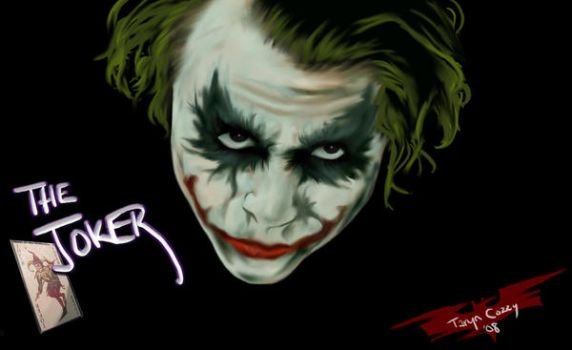 Why So Serious by Jacksparrowsbabe