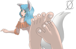 Kathica's feet (Collab) by Gear-of-Ren