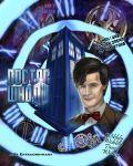 Doctor Who - Finished Commission by halwilliams