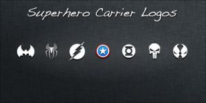 Superhero Carrier Logos - Zeppelin by JDL16