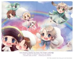 APH plastic folder in AX by neiyukina