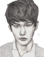 Kyung Il by wundrfool